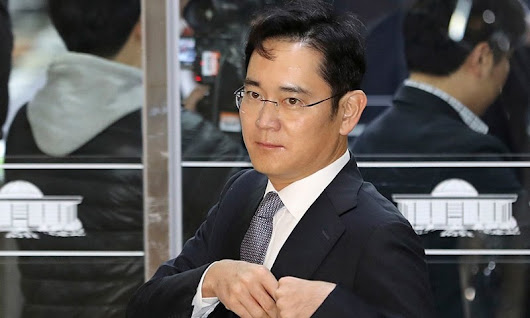 The possibility of capture, Samsung Vice Chairman...