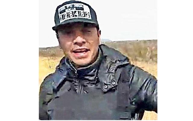 Es buscado, Sicario de la Línea que decapito a tres sicarios de La GN con una navaja sin filo tras enfrentamiento y lo grabo en video es buscado