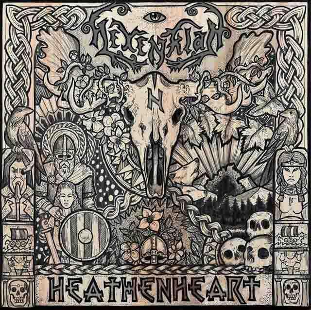 """Ο δίσκος των Hexenklad """"Heathenheart"""""""