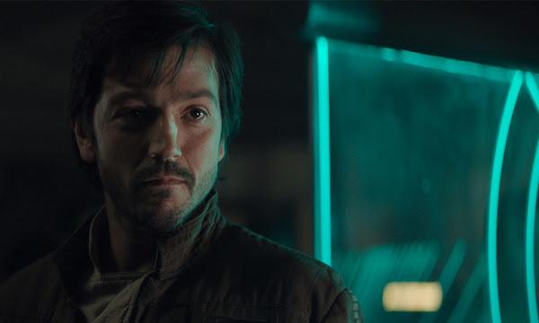 'Star Wars': revelados os diretores da série 'Andor' de Diego Luna