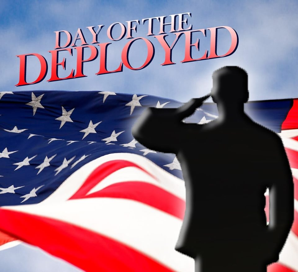 National Day of the Deployed Wishes pics free download