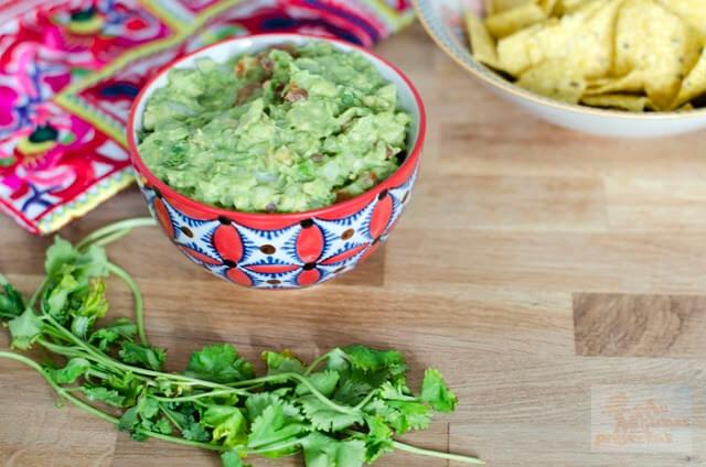 como preparar el guacamole autentico2