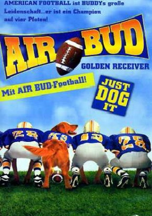 Air Bud: Golden Receiver 1998 DVDRip 480p Dual Audio 300Mb