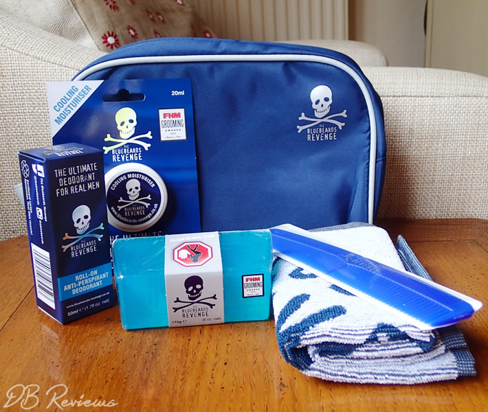 The Bluebeards Revenge Body Kit