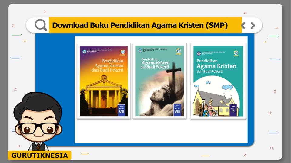 download gratis buku pdf pendidikan agama kristen untuk smp