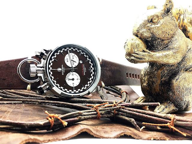大阪 梅田 ハービスプラザ WATCH 腕時計 ウォッチ ベルト  公式 CT SCUDERIA CTスクーデリア Cafe Racer カフェレーサー Triumph トライアンフ Norton ノートン フェラーリ CS20122 秋
