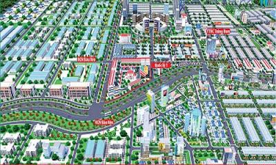 Review mua bán ký gửi nhà đất khu dân cư Bàu Xéo