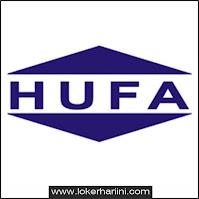 Lowongan PT Gratia Husada Farma (HUFA)