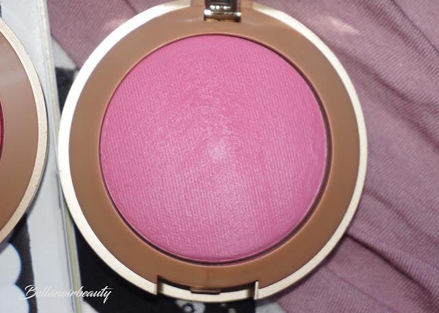 Milani Baked Blush Deliziosa Pink | bellanoirbeauty.com