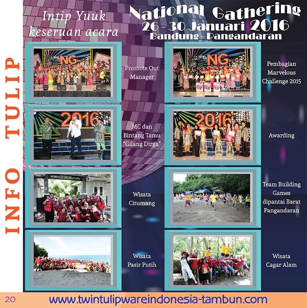 National Gathering 2016