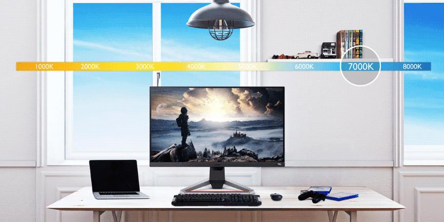 monitor yang bagus untuk mata