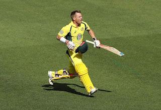 David Warner 156 - Australia vs New Zealand 3rd ODI 2016 Highlights