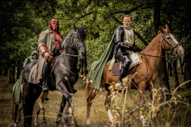 Hellboy - Horse