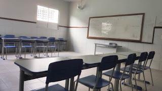 Suspensão das aulas