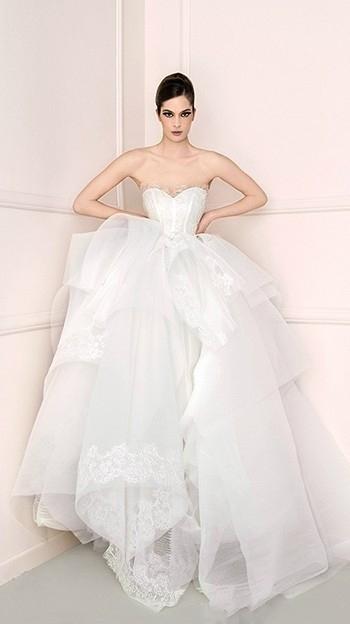 Antonio Riva 2016 Romantic Wedding Dresses Series