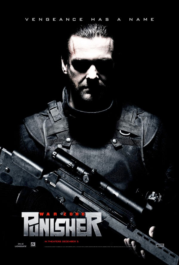 Plakat Punisher War Zone 2008 - recenzja filmu | Zjadacz Filmów