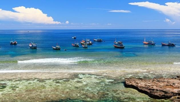 Vẻ đẹp hoang sơ trên đảo Lý Sơn – nơi trời, biển gặp gỡ