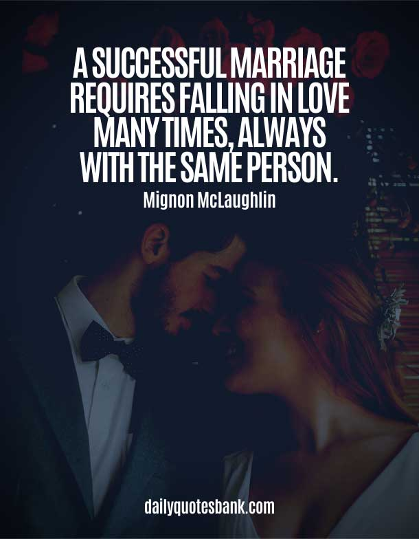 Marriage Goals Quotes About Relationship