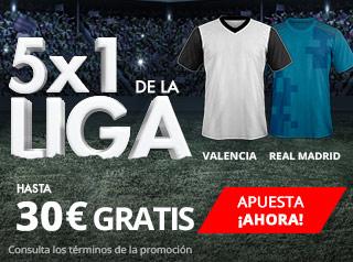suertia promocion 30 euros Valencia vs Real Madrid 27 enero