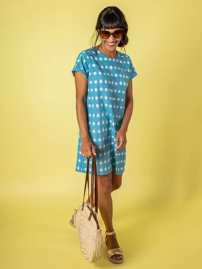 Introducing the Stevie sewing pattern - Tilly and the Buttons