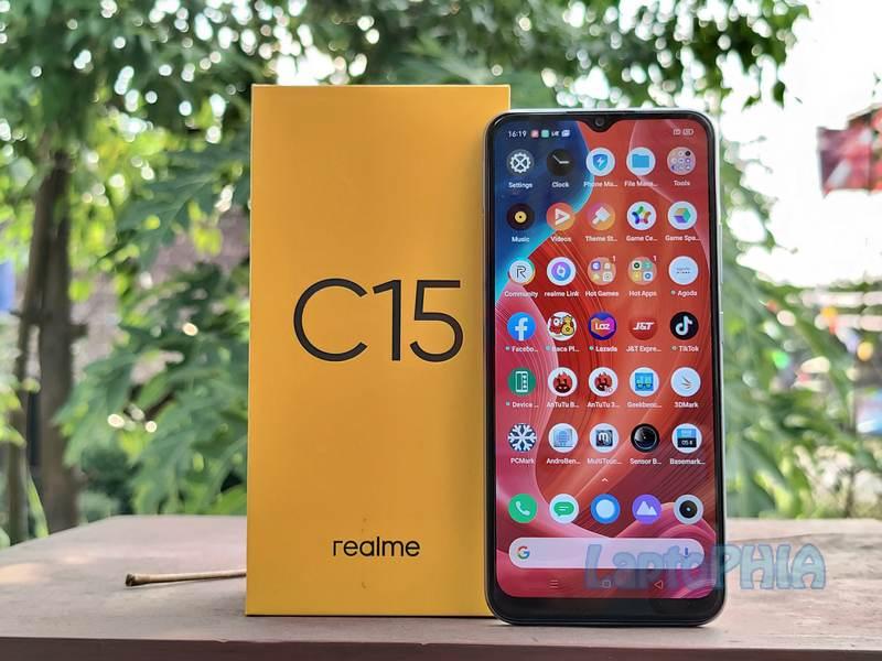 Performa Realme C15