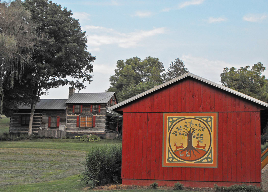 The Literate Quilter: The Heartland s Grass Roots Movement of Barn Quilts