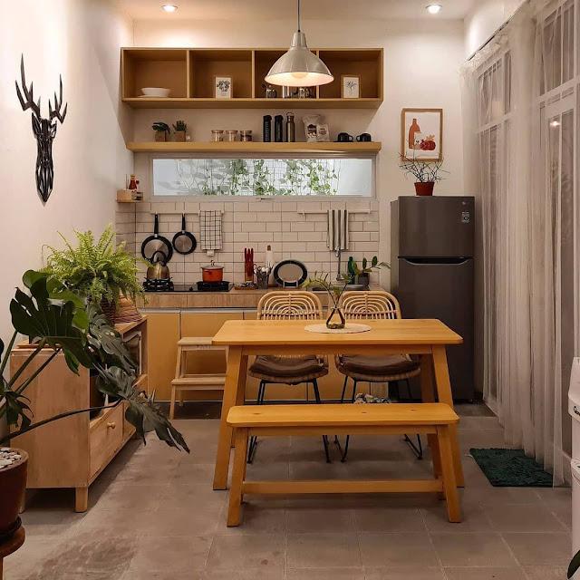 Inspirasi dan Tips Menata Dapur Idaman Minimalis Sederhana Tapi Cantik Terbaru