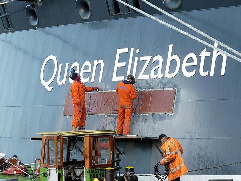Cunard Reflagging Ships To Bermuda Pt2 Cruiseind