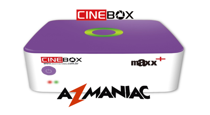 Cinebox Maxx+ Plus ACM
