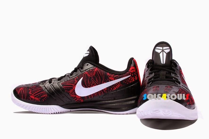 separation shoes 2c213 c8e6e Sole4Souls   Nike KB Mentality Bright Crimson Black