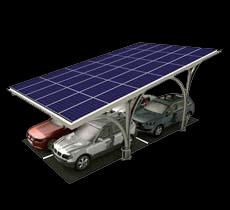 L'auto Ricarica Sole
