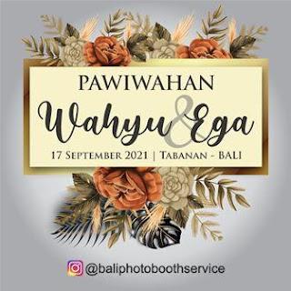 17092021 PAWIWAHAN WAHYU & EGA AT TABANAN BALI