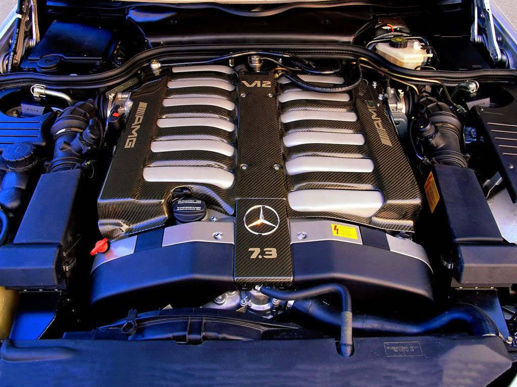 Mercedes-Benz SL 73 AMG