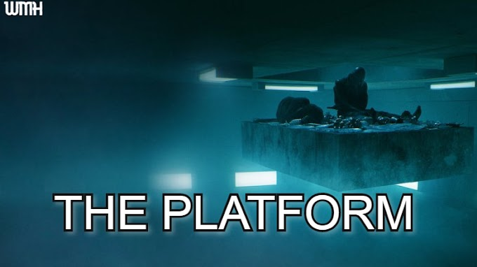 The platform review| The platform movie