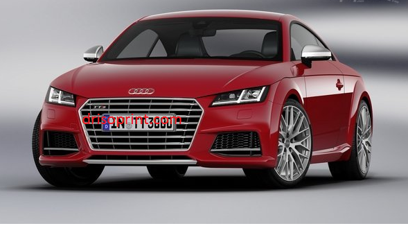 2017 audi TT Rs Roadster space and price