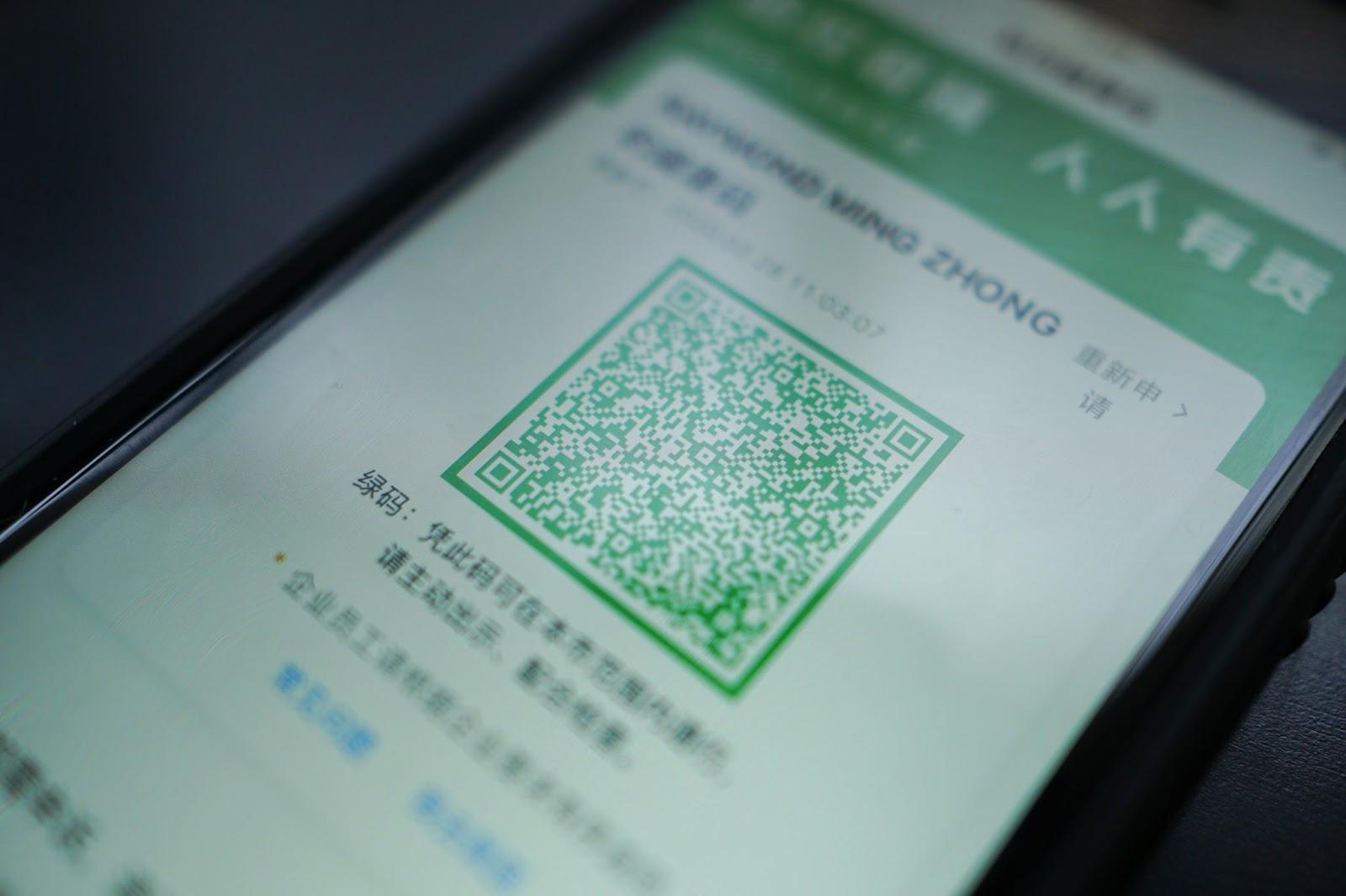 Coronavirus, la Cina obbliga il download di un'app per poter uscire di casa