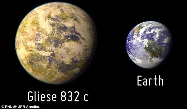 Αστρονόμοι ανακάλυψαν νέο εξωπλανήτη που μπορεί να φιλοξενεί ζωή