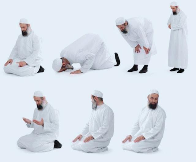 Panduan dan Tata Cara Sholat dhuha (Waktu,,Doa dan Dzikir)