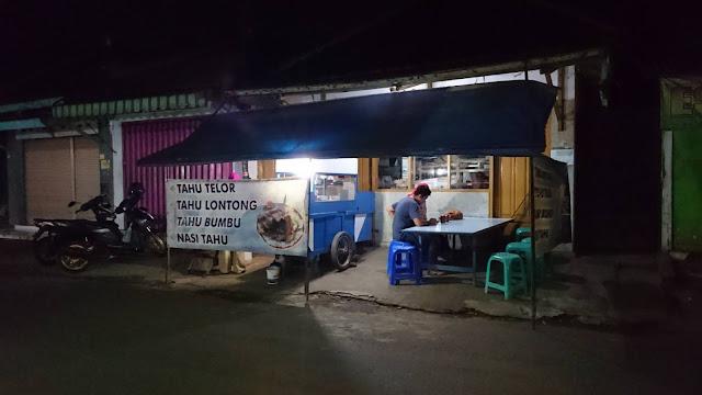 Tahu Telor Piridifoodies Food Blogger