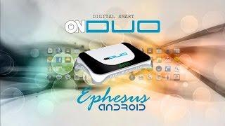 ONDUO EPHESUS NOVA ATUALIZAÇÃO V1.0.0.108 - 04/10/2017