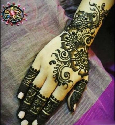 Trend Henna Tatto Pernikahan Ala India Sidrap Gaul