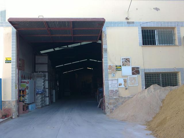 materiales construccion malaga
