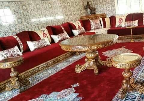 Salon Marocain Moderne Uni - onestopcolorado.com -