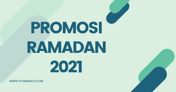 Promosi Ramadan Shaklee April 2021