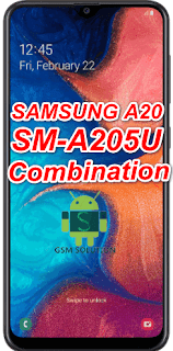 Samsung SM-A205U Pie U2 Combination FirmwareStockromFlashfile Download.