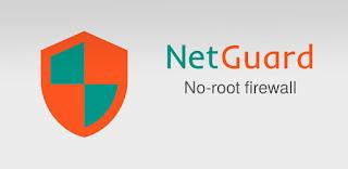 NetGuard جدار ناري لمنع التطبيقات من استخدام الانترنت وتوفير البيانات عبر VPN