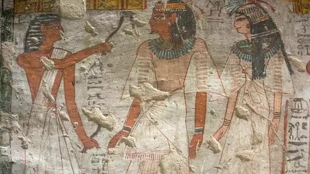 Ancient Egyptian Hair and hairstyles