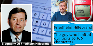 Biography Of Friedhelm Hillebrand