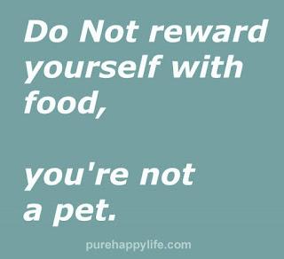 Reward yourself, declutter, organizing