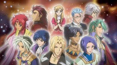 جميع حلقات انمي Koisuru Tenshi Angelique Kagayaki no Ashita مترجم عدة روابط